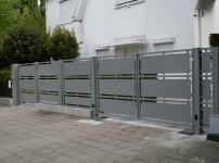 Aluminium poorten - ANNE RECHT