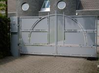 Aluminium poorten - ANNE DP