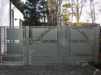 Aluminium poorten - ANNE