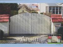 Aluminium poorten - ARUM B MB2