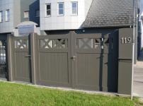 Aluminium poorten - FIANA NEW 140 DP EP