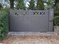 Aluminium poorten - FIANA NEW 140 DP
