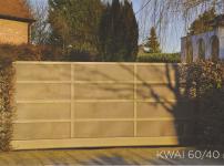 Aluminium poorten - KWAI SP 3