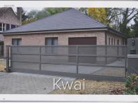 Aluminium poorten - KWAI SP