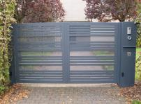 Aluminium poorten - KWAI GLENF 6