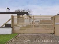 Aluminium poorten - KWAI GLENF SP