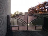 Aluminium poorten - LAKE ONTARIO