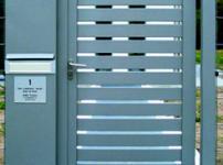 Aluminium poorten - MIS-RHE-100