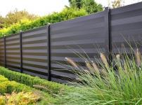 Aluminium schutsels - MISSOURI GR 100 WAND