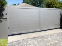 Aluminium poorten - MISSOURI R 200 SP BB HOR