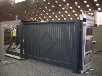 Aluminium poorten - MISSOURI RUIT OPEN SP