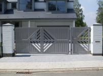 Aluminium poorten - MISSOURI RUIT OPEN