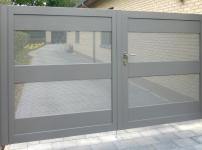 Aluminium poorten - MISSOURI-KWAI DP