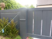 Aluminium poorten - MR 200 PERFO DETAIL