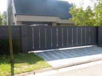 Aluminium poorten - MR 200 PERFO SP