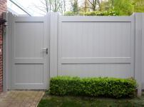 Aluminium poorten - MRH140 EP VH
