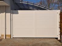 Aluminium poorten - MR15 200 DP