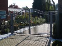 Aluminium poorten - VELUWE DP VH