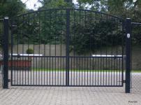Aluminium poorten - VELUWE DP