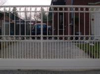 Aluminium poorten - VELUWE O SP