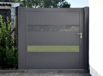 Aluminium poorten - MISSOURI RK200-20